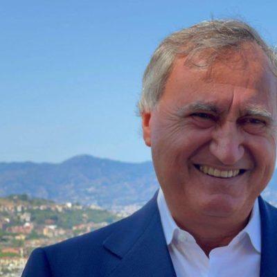 Luigi Brugnaro in Calabria per sostenere i candidati di Coraggio Italia