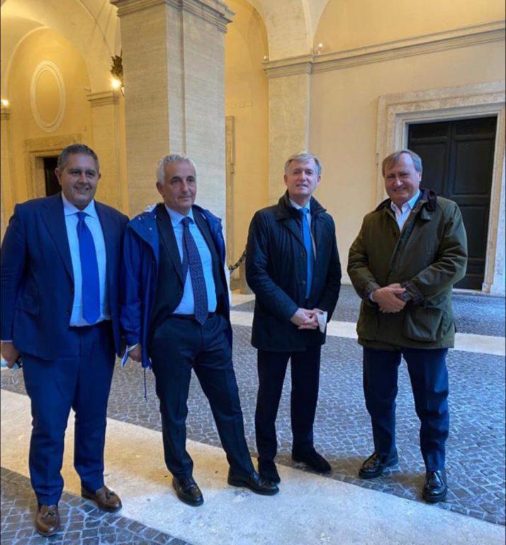 11 ottobre. Coraggio Italia incontra il Presidente Draghi